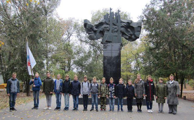 Вахта памяти Батайск октябрь 2019