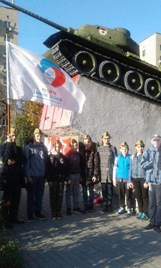 Вахта памяти Ростов октябрь 2019