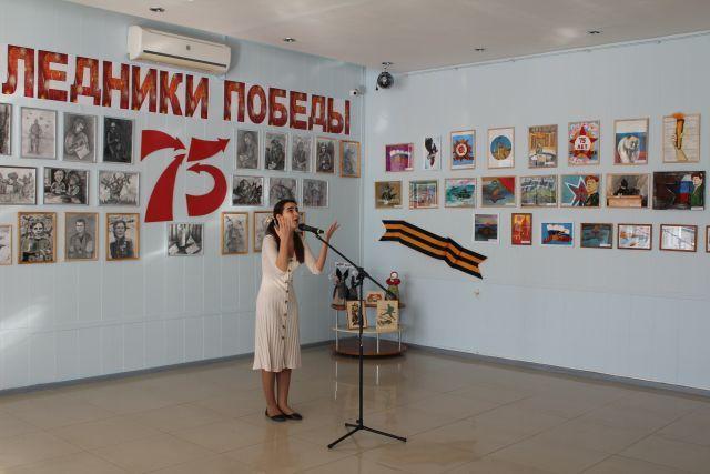 Открытие выставки-1