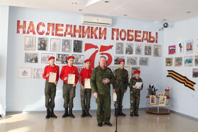 Открытие выставки-3